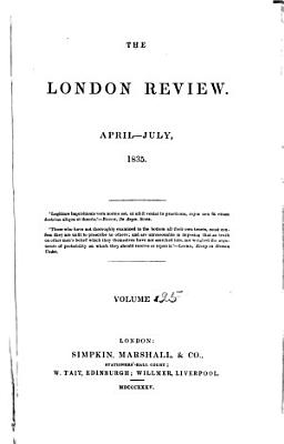 The London and Westminster Review PDF