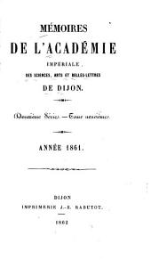 Mémoires: Volumes 59 à 60