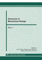 Advances in Mechanical Design PDF