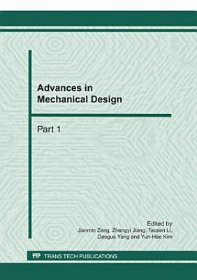 Advances in Mechanical Design PDF