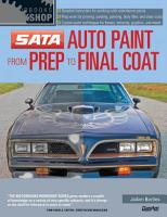 Automotive Paint from Prep to Final Coat PDF