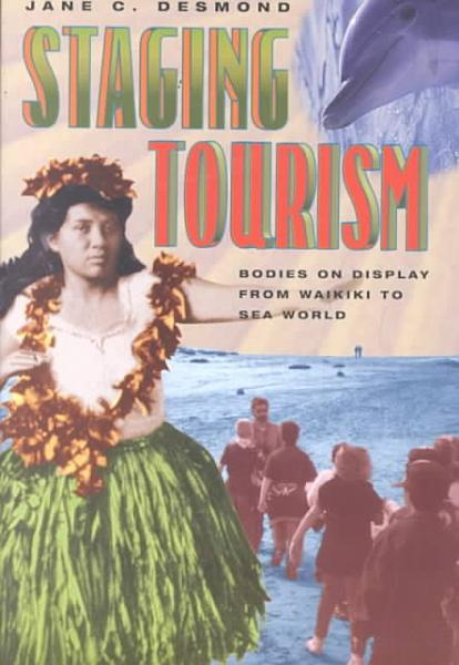 Download Staging Tourism Book