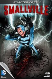 Smallville Season 11 #40