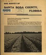 Soil survey of Santa Rosa County, Florida