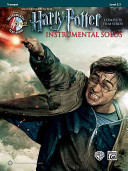 Selections From The Harry Potter Complete Film Series Instrumental Solos PDF