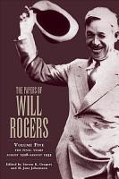 The Papers of Will Rogers  The final years  August 1928 August 1935 PDF