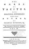 The Works of Tacitus PDF