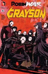 Grayson (2014-) #15
