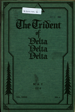 The Trident of Delta Delta Delta