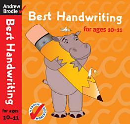 Best Handwriting for Ages 10 11 PDF