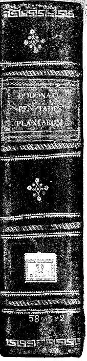 Remberti Dodonaei ... Stirpium historiae pemptades sex siue libri XXX ...