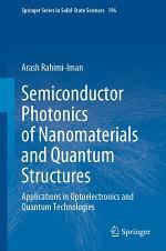 Semiconductor Photonics of Nanomaterials and Quantum Structures