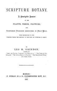 Scripture Botany PDF