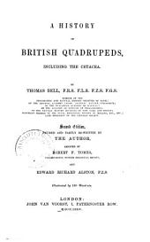 A History of British Quadrupeds, Including the Cetacea