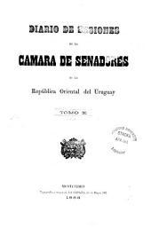 Diario de sesiones de la Cámara de Senadores de la República Oriental del Uruguay: Volumen 10