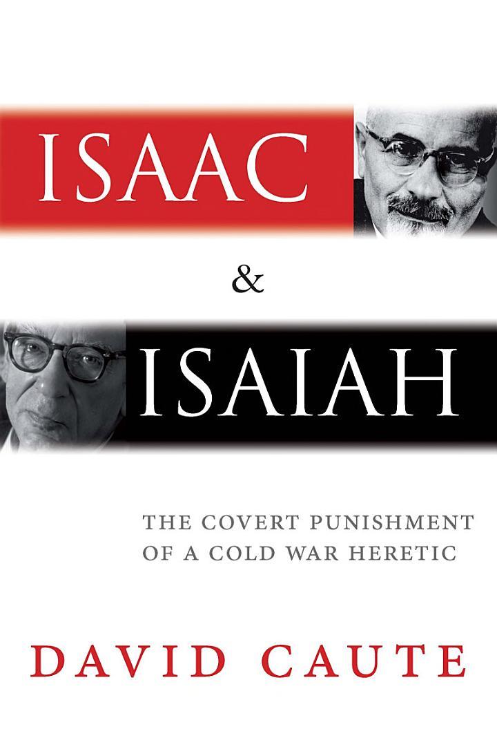 Isaac and Isaiah