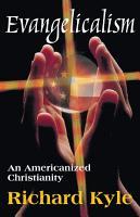 Evangelicalism PDF