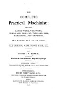 The Complete Practical Machinist PDF