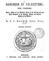 A handbook of Folkestone for visitors