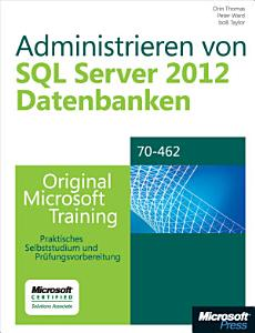 Administrieren von Microsoft SQL Server 2012 Datenbanken PDF