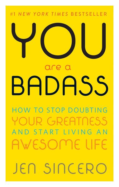 Download You Are a Badass   Book