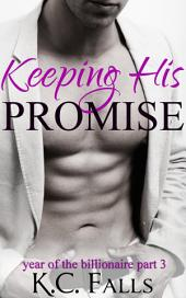 Keeping His Promise: Year of the Billionaire Part 3 (New Adult Erotic Romance)