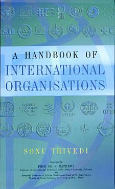 A Handbook of International Organisations PDF