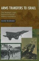 Arms Transfers to Israel PDF