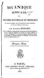 Botanique médicale: Volume2