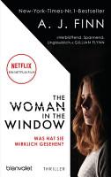 The Woman in the Window   Was hat sie wirklich gesehen  PDF