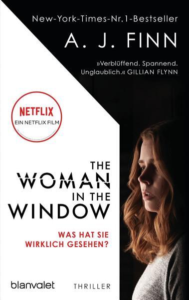 The Woman in the Window   Was hat sie wirklich gesehen