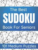The Best Sudoku Book For Seniors
