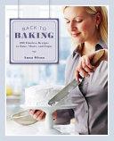 Back To Baking Book PDF