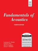 FUNDAMENTALS OF ACOUSTICS  4TH ED PDF
