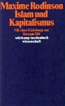Islam und Kapitalismus PDF