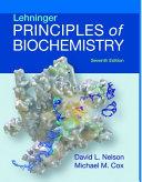 Principles of Biochemistry 7e