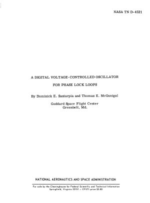 A Digital Voltage controlled Oscillator for Phase Lock Loops PDF