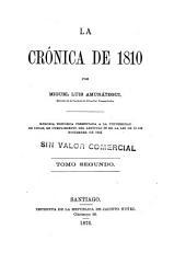 La crónica de 1810: Volume 2