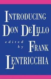 Introducing Don DeLillo