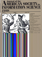 Journal of the American Society for Information Science PDF