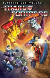 Transformers: Classics - UK Vol. 4