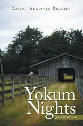 Yokum Nights: poems for all of us