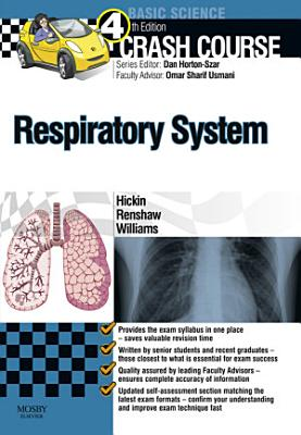 Crash Course Respiratory System Updated Edition   E Book