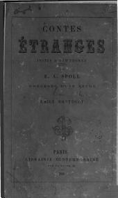 Contes étranges: imités d'Hawthorne