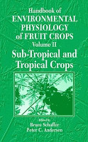 Handbook of Environmental Physiology of Fruit Crops PDF