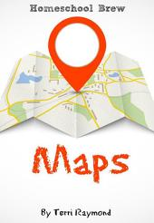 Maps: Second Grade Social Science Lesson, Activities, Discussion Questions and Quizzes