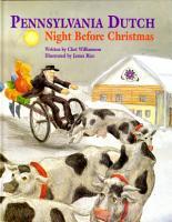 Pennsylvania Dutch Night Before Christmas PDF