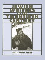 The Routledge Encyclopedia of Jewish Writers of the Twentieth Century PDF