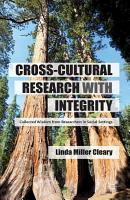 Cross Cultural Research with Integrity PDF