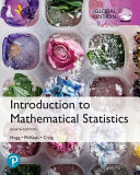 Introduction to Mathematical Statistics  Global Edition PDF